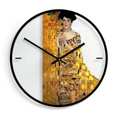 Orologio in vetro Klimt - Ritratto di Adele Bloch