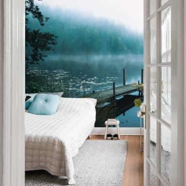 Photo Wallpaper - Lindsten - Moody Morning