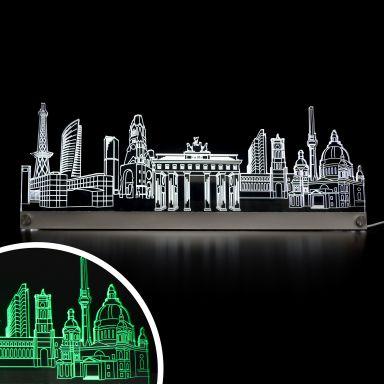 LED Skyline Berlin