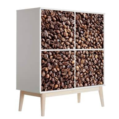 Furniture Wrap - Coffee Beans