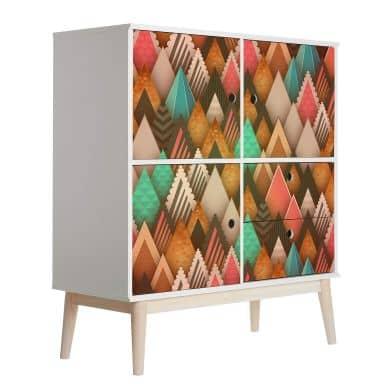 Furniture Wrap - Modern Forest