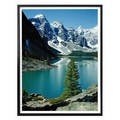 Poster Lake Idyll
