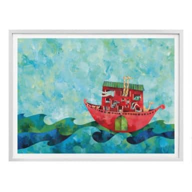Poster Blanz - L'arche de Noé