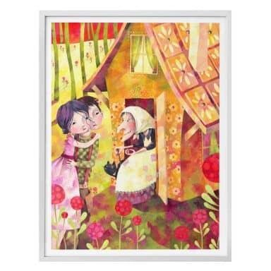 Poster Blanz - Hänsel und Gretel