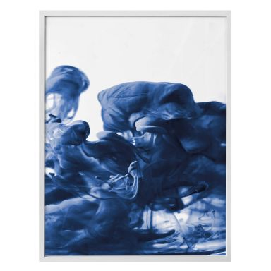 Poster Blue Smoke