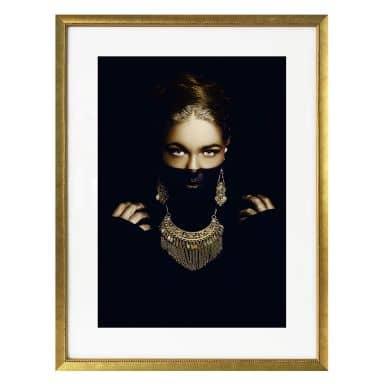 Poster Bolgov - Gold