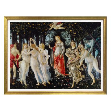 Poster Botticelli - Spring