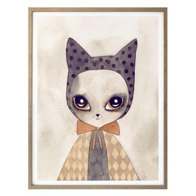 Poster Carnival Cat