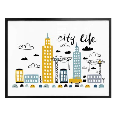 Poster - City Life