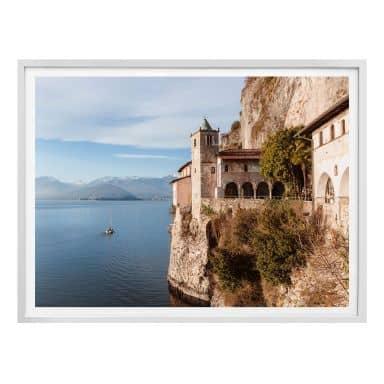 Poster Colombo - Am Lago Maggiore
