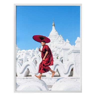 Poster Colombo - Der tanzende Mönch