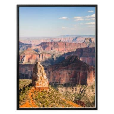 Poster Colombo - Point Imperial im Grand Canyon