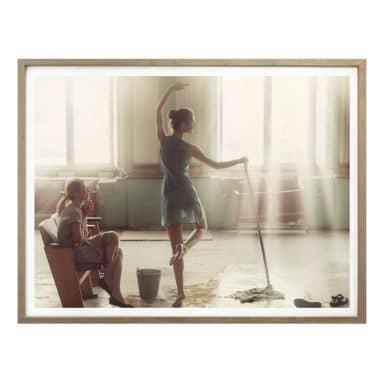 Poster Dubnitskiy - Dancing Lessons