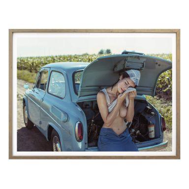 Poster Dubnitskiy - Vintage Car