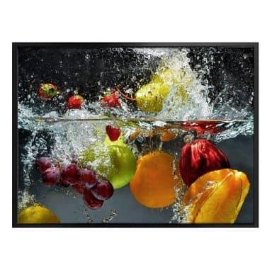 Poster - Fruit rafraîchissant