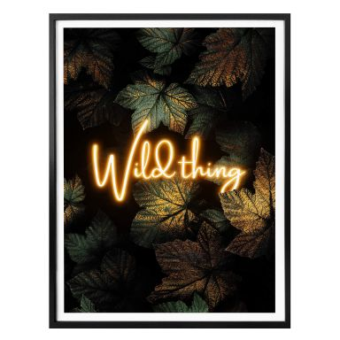 Poster Fredriksson - Wild Thing