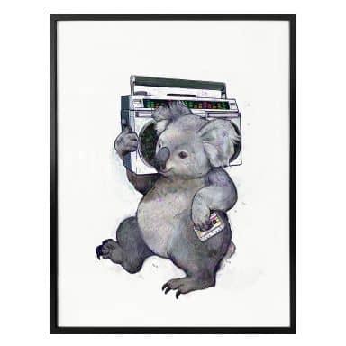 Poster Graves - Music Koala