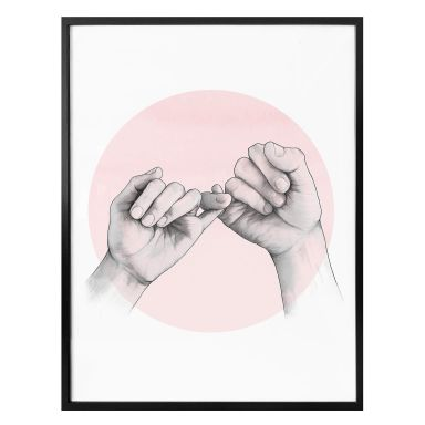 Poster Graves - Pinky swear