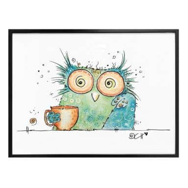 Poster Hagenmeyer – Coffee