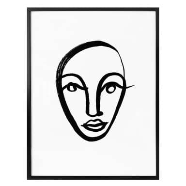 Poster Hariri - Face 04