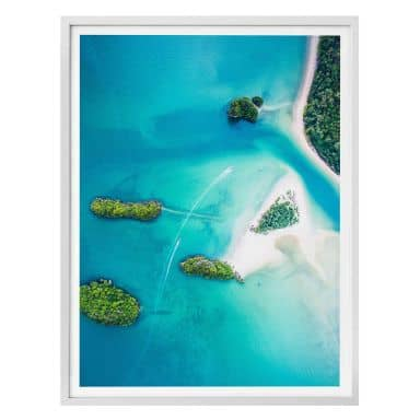 Poster Holiday in Paradise 02