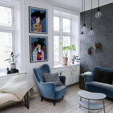 Wandbild für Schlafzimmer | Glasbild & Leinwand | Wandbilder ...