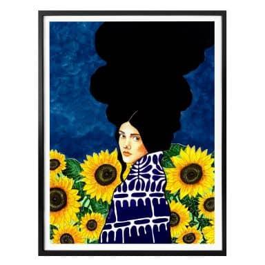 Poster Hülya - Der Verstand