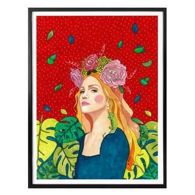 Poster - Hülya - Madonna
