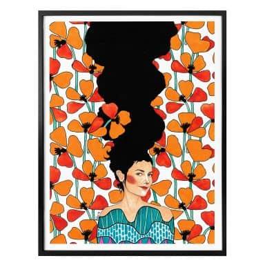 Poster Hülya - Daydream