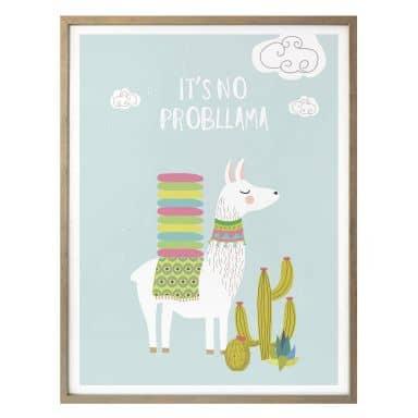Poster - It's no Probllama