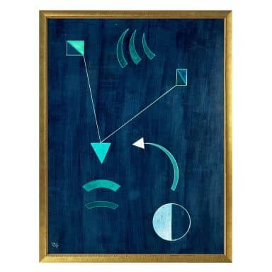 Poster Kandinsky - Where to