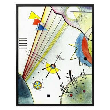 Poster Kandinsky - Clear Connection