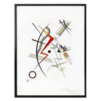 Poster Kandinsky - Jahresgabe für die Kandinsky Gesellschaft
