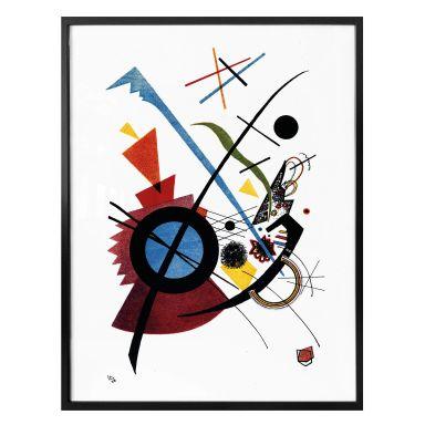 Poster Kandinsky - Violet