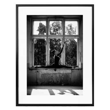 Poster Krystynek - At the Window