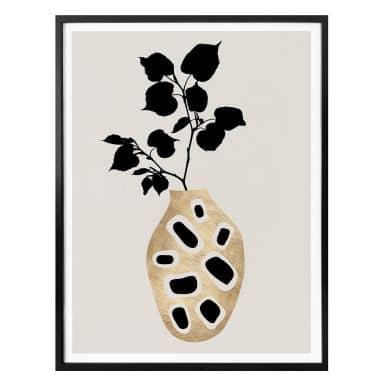 Poster Kubistika - Nature morte