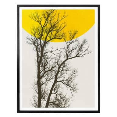 Poster Kubistika - Autumn Memories