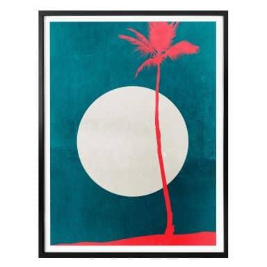Plakat - Kubistika - Caribiske drømme