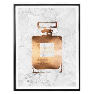 Poster Copper - Eau de Parfum