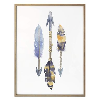 Poster Kvilis - Arrows
