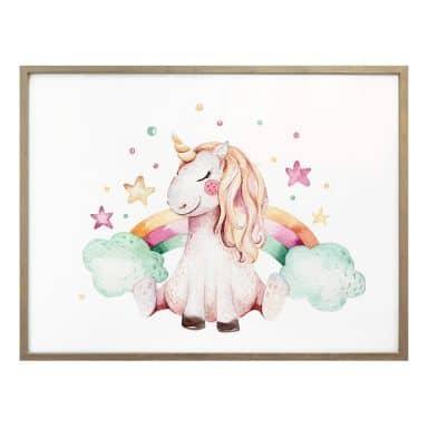 Affiche Kvilis - Unicorn dreams