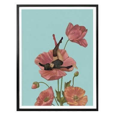 Poster Léon - Colourful Dreamer