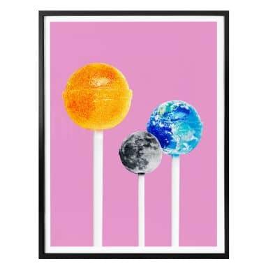 Poster Loose - Lollipop