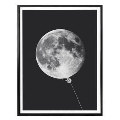 Poster Loose - Moonballoon