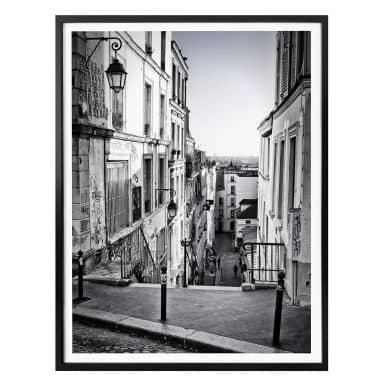 Poster Montmartre