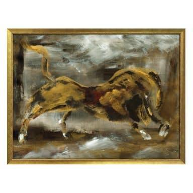 Poster Niksic - Der goldene Stier