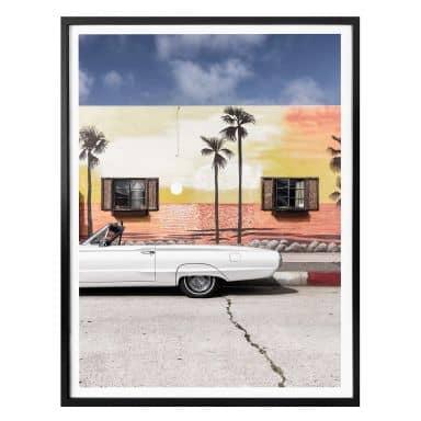 Poster Ochlich - Miami Vibes