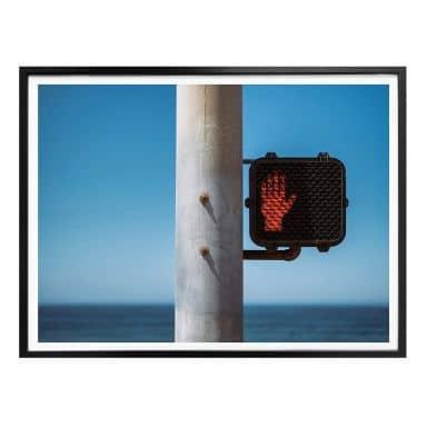 Poster Ochlich - Stop