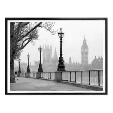 Poster Palace of Westminster