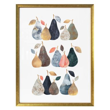 Poster Fredriksson - Perfect Pears